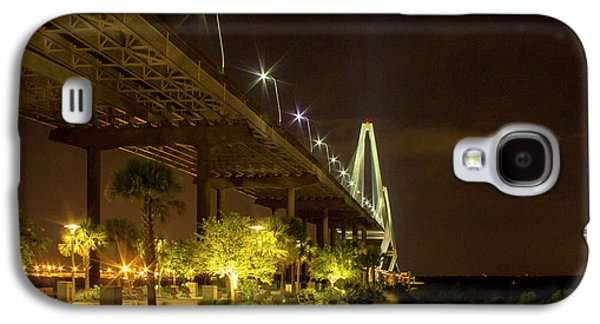 The Gateway Charleston Harbor Arthur Ravenel Jr Bridge Galaxy S4 Case