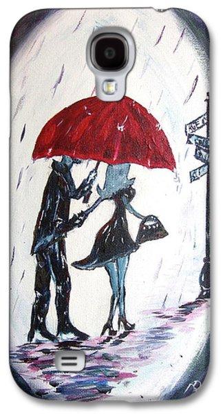 The Gentleman Galaxy S4 Case by Roxy Rich