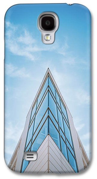 The Glass Tower On Downer Avenue Galaxy S4 Case by Scott Norris
