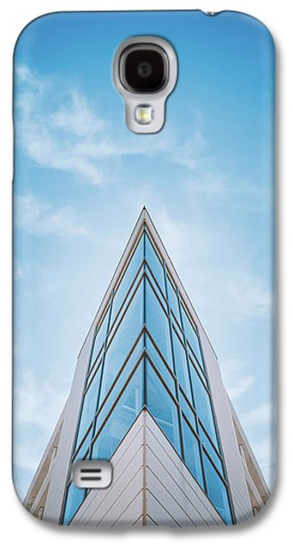 Minimalist Galaxy S4 Case - The Glass Tower On Downer Avenue by Scott Norris
