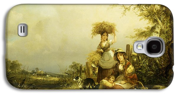 The Gleaners Shirley, Hants Galaxy S4 Case