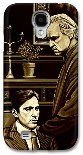 The Godfather Galaxy S4 Case