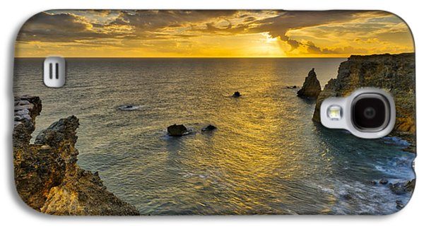 The Golden Hour - Cabo Rojo - Puerto Rico Galaxy S4 Case
