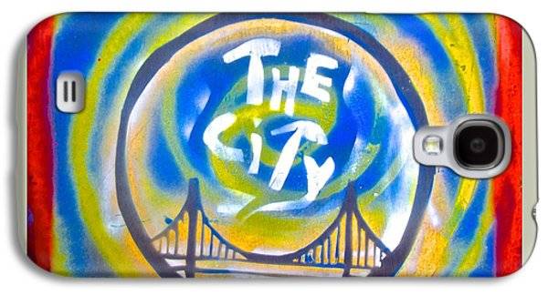 The Golden State City #1 Galaxy S4 Case