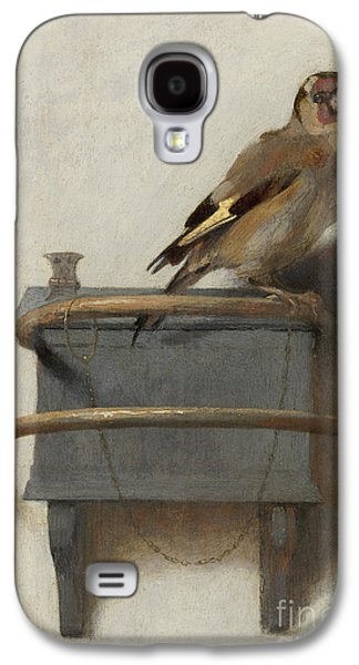 The Goldfinch, 1654  Galaxy S4 Case by Carel Fabritius