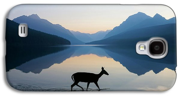 The Grace Of Wild Things Galaxy S4 Case