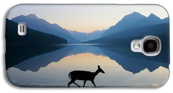 The Grace Of Wild Things Galaxy S4 Case by Dustin  LeFevre