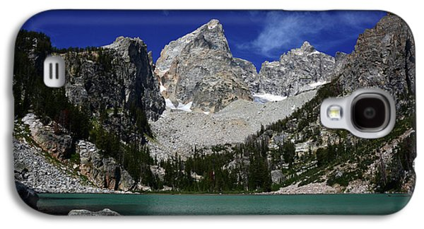 The Grand And Mount Owen From Delta Lake Galaxy S4 Case
