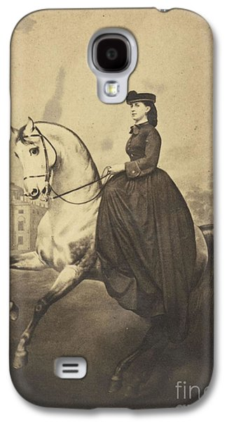 The Grand Duchess Alexandra Galaxy S4 Case by MotionAge Designs