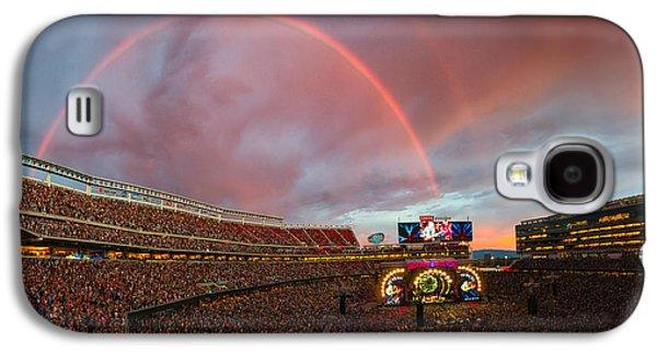 The Grateful Dead Rainbow Of Santa Clara, California Galaxy S4 Case