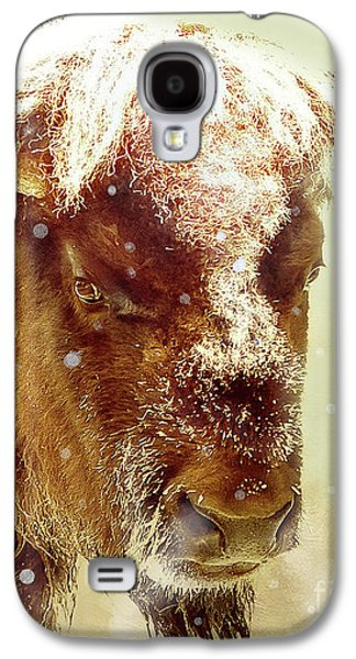 The Great Bison Galaxy S4 Case