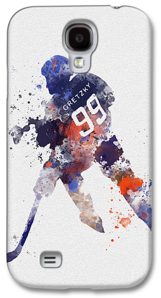The Great One Galaxy S4 Case by Rebecca Jenkins