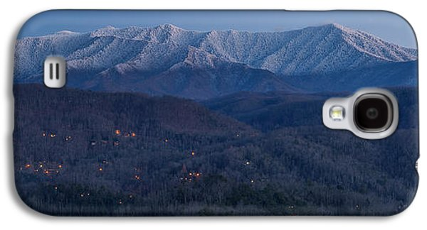 The Great Smoky Mountains Galaxy S4 Case by Everet Regal