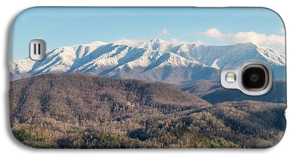 The Great Smoky Mountains II Galaxy S4 Case by Everet Regal