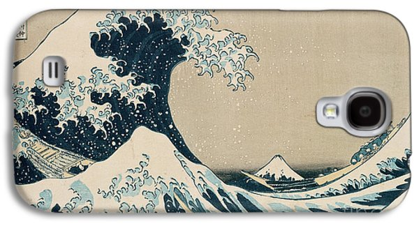 The Great Wave Of Kanagawa Galaxy S4 Case