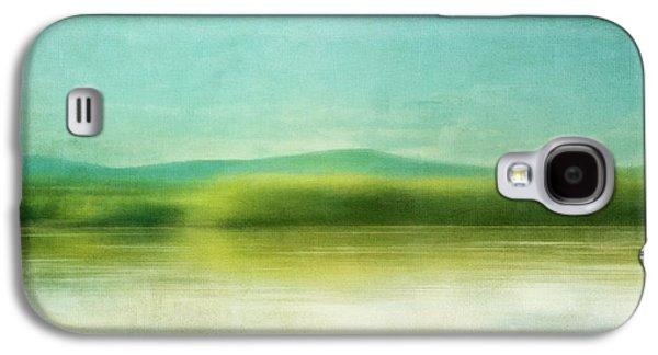 The Green Haze Galaxy S4 Case