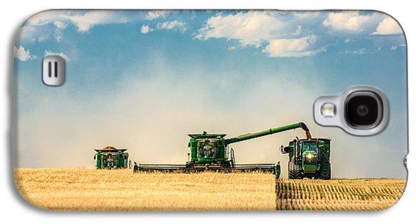 Rural Scenes Galaxy S4 Case - The Green Machines by Todd Klassy