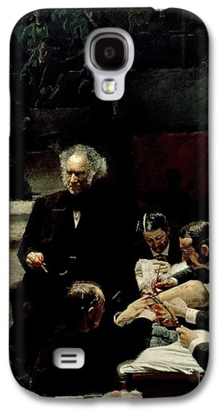The Gross Clinic Galaxy S4 Case by Thomas Cowperthwait Eakins