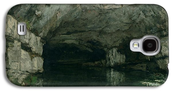 The Grotto Of The Loue Galaxy S4 Case