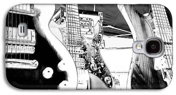 The Guitars Galaxy S4 Case