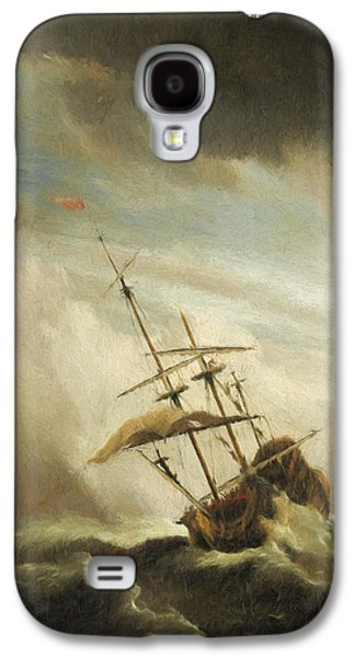 The Gust 2 Galaxy S4 Case