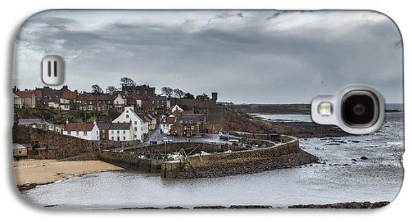 The Harbour Of Crail Galaxy S4 Case