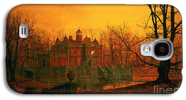 The Haunted House Galaxy S4 Case