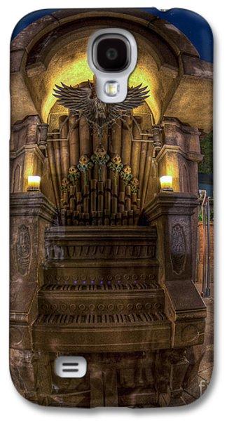The Haunted Organ Galaxy S4 Case