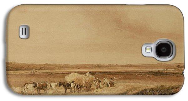 The Hayfield Galaxy S4 Case