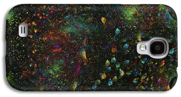 The Heavens Galaxy S4 Case by Betsy Knapp