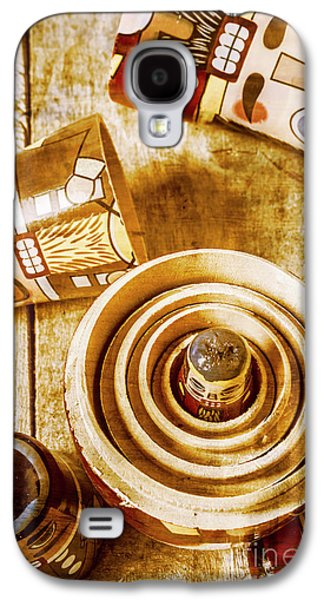 The Hidden Hand At Play Galaxy S4 Case by Jorgo Photography - Wall Art Gallery