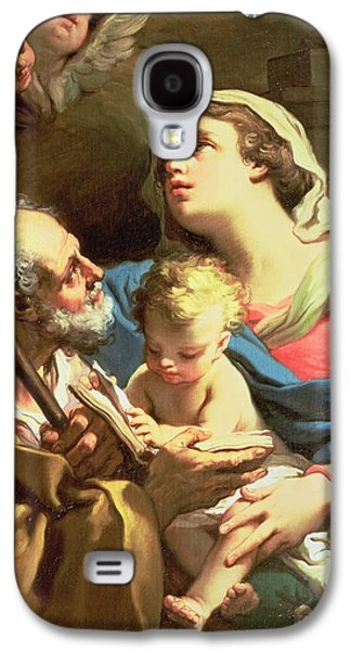 The Holy Family Galaxy S4 Case by Gaetano Gandolfi
