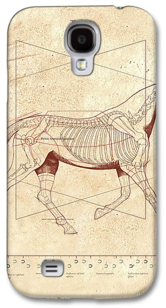The Horse's Trot Revealed Galaxy S4 Case by Catherine Twomey