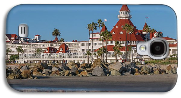 The Hotel Del Coronado Galaxy S4 Case