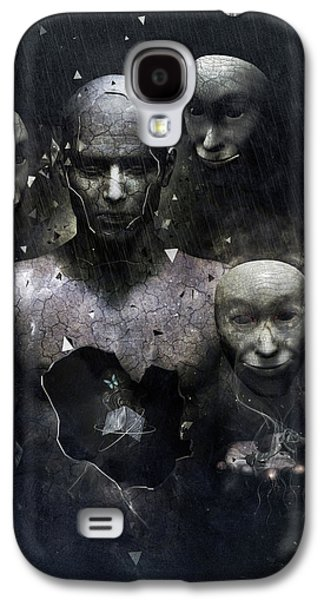 The Human In Me Galaxy S4 Case