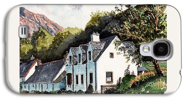 The Inn Scotland Galaxy S4 Case by Timithy L Gordon