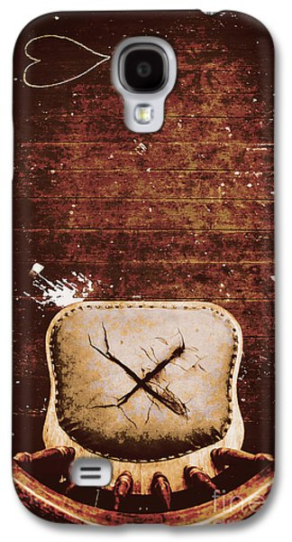 The Interrogation Room Galaxy S4 Case by Jorgo Photography - Wall Art Gallery