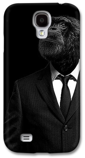 Portraits Galaxy S4 Case - The Interview by Paul Neville