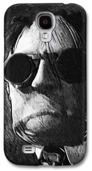 The Invisible Man Galaxy S4 Case by Taylan Apukovska