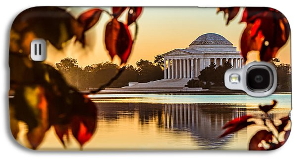 Jefferson In Autumn Galaxy S4 Case