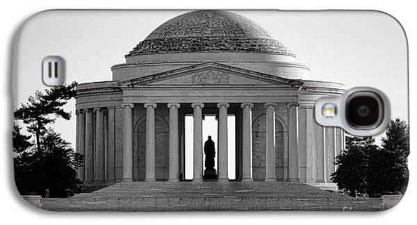 Jefferson Memorial Galaxy S4 Case - The Jefferson Memorial  by Olivier Le Queinec