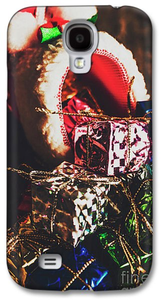 The Joy Of Giving On Christmas Galaxy S4 Case by Jorgo Photography - Wall Art Gallery