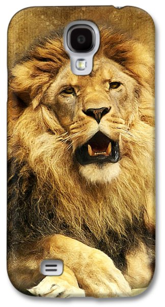 The King Galaxy S4 Case by Angela Doelling AD DESIGN Photo and PhotoArt
