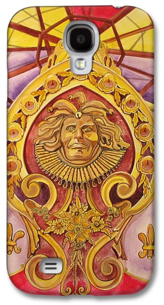 The King Of The Carousel Galaxy S4 Case