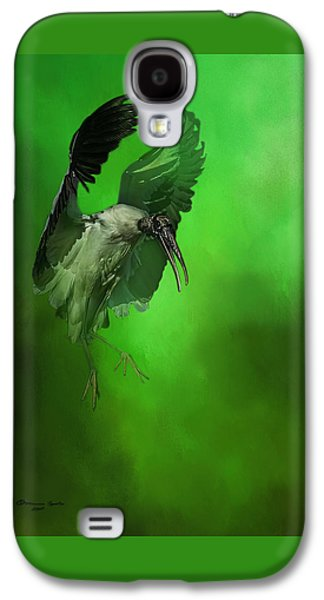 The Landing Galaxy S4 Case by Marvin Spates