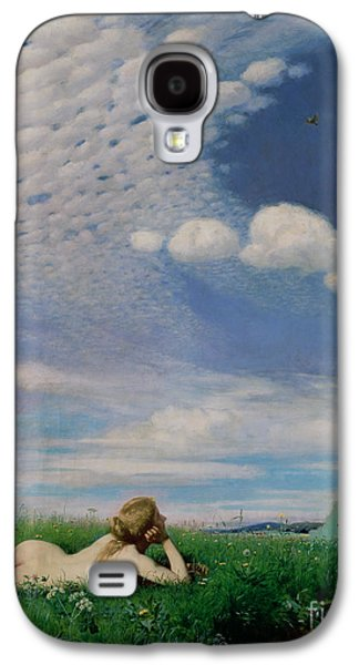 The Lark Galaxy S4 Case
