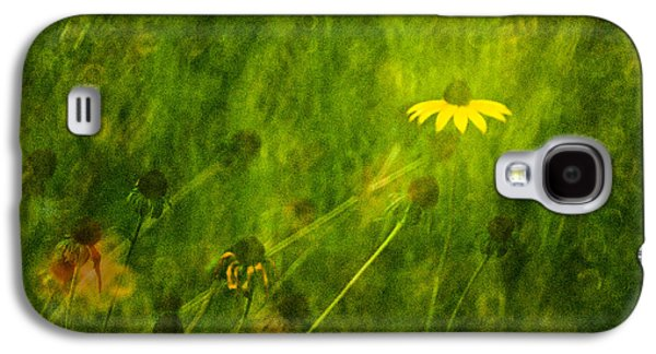 The Last Black-eyed Susan Galaxy S4 Case by  Onyonet  Photo Studios