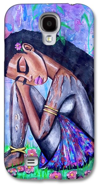 Galaxy S4 Case - The Last Eve In Eden by Artist RiA