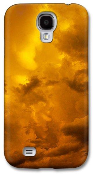 Nebraskasc Galaxy S4 Case - The Last Glow Of The Day 008 by NebraskaSC