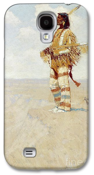 The Last Of His Race  The Vanishing American, 1908 Galaxy S4 Case